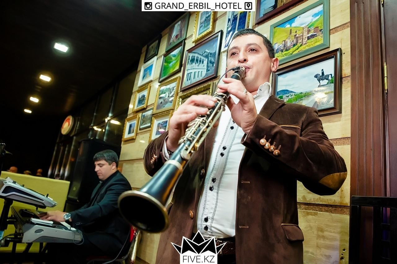 Grand Erbil Hotel - 22 октября 2017