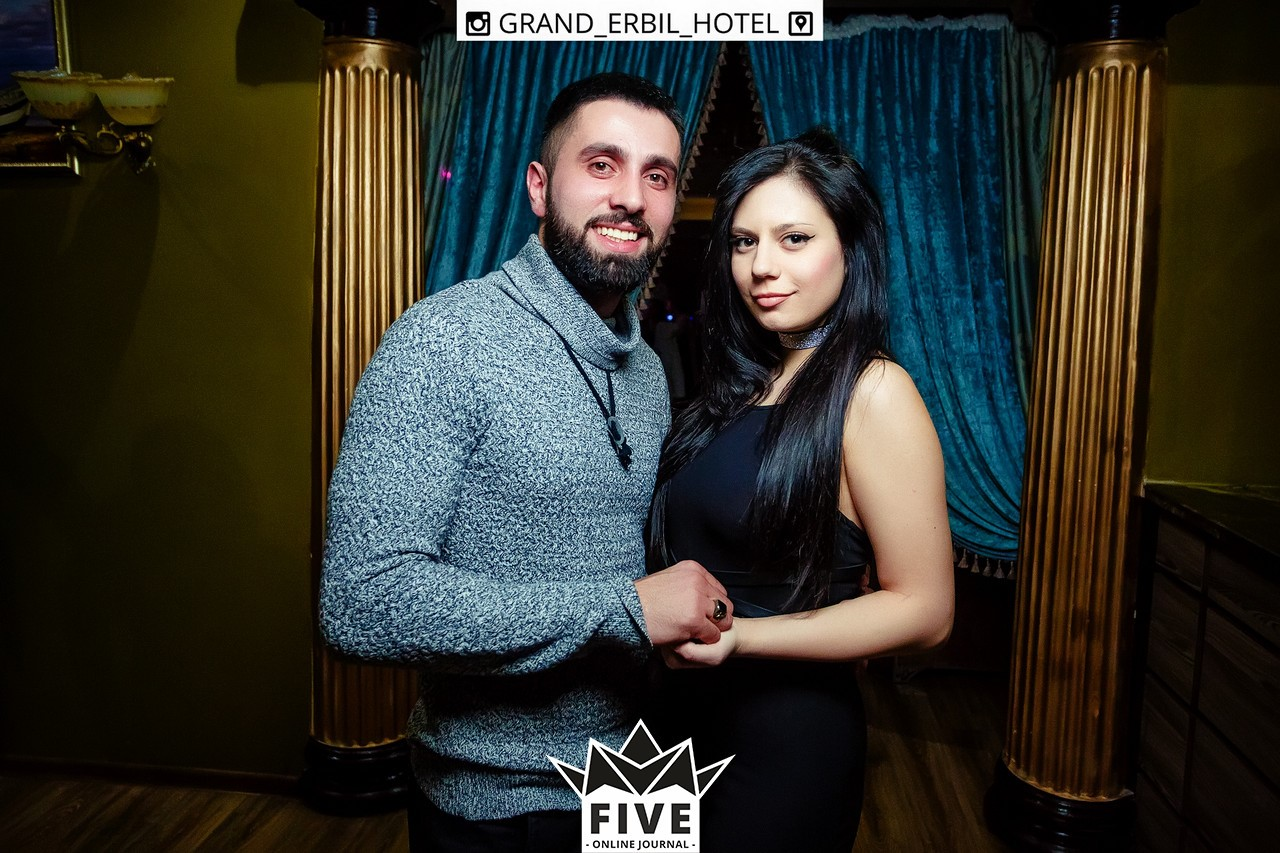 Grand Erbil Hotel - 14 февраля