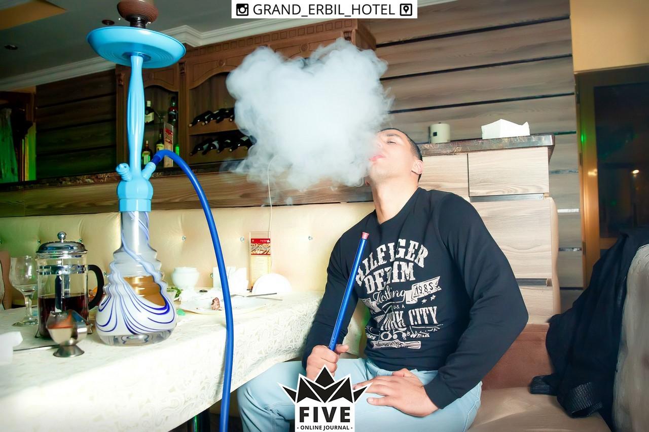 Grand Erbil Hotel - 8 марта 2017