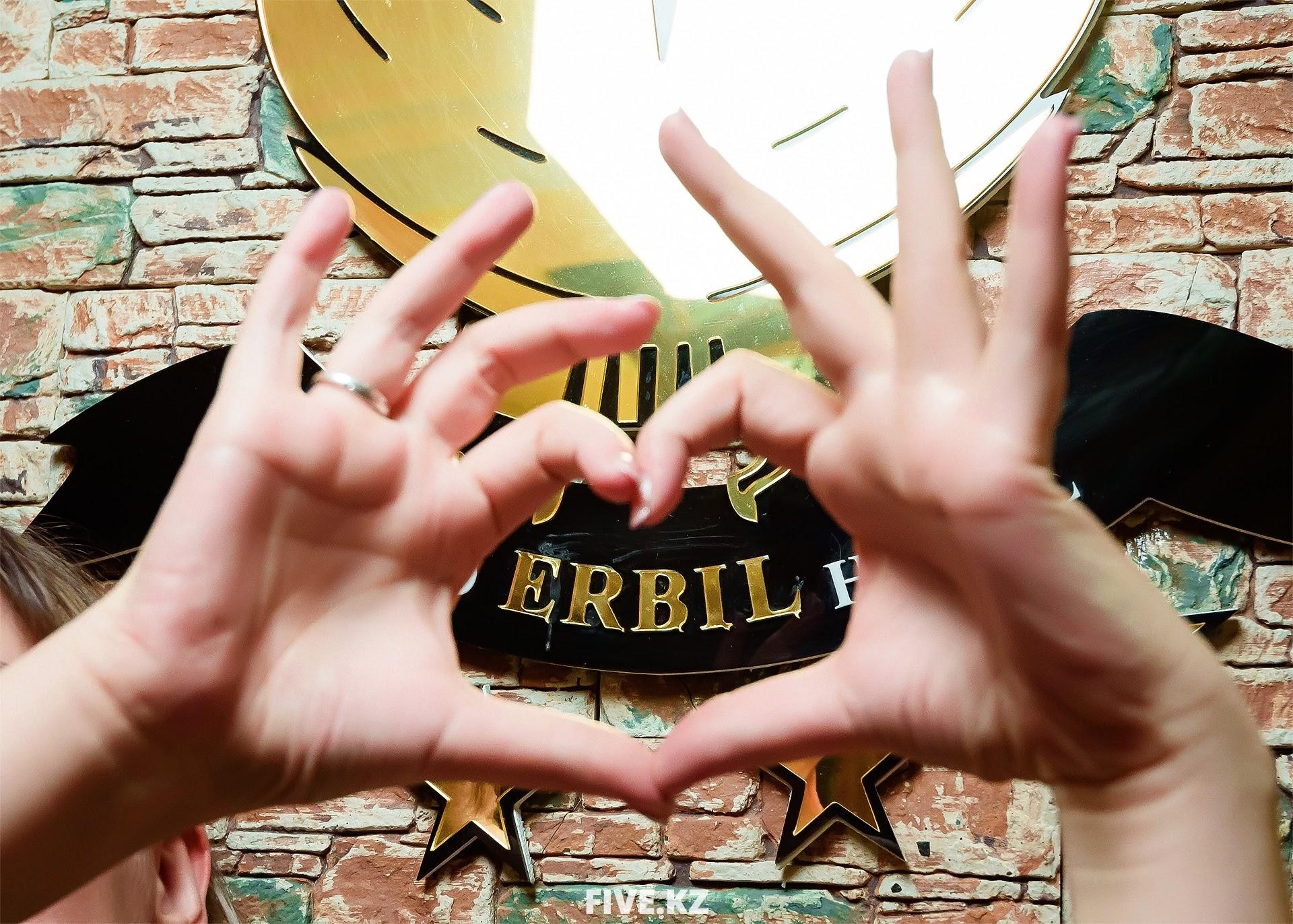 Grand Erbil фото-отчет 20/09/2017