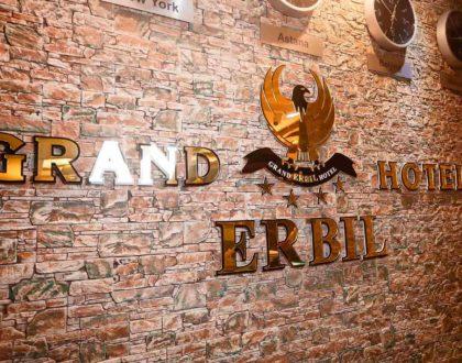 Grand Erbil фото-отчет 20/01/2018
